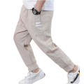 Boys Spring Stylish Slim Fit Sports Pants