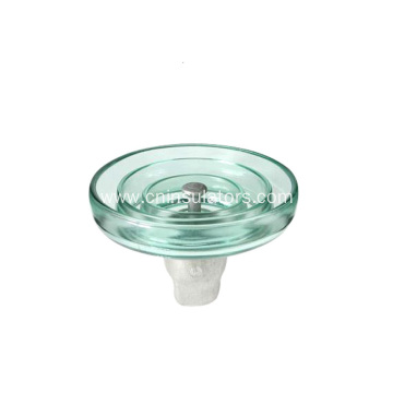 High Voltage Line Glass Insulator