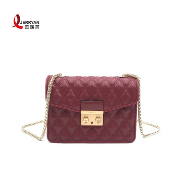 Chain Cross Body Cell Phone Clutch Bags