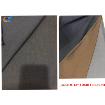 Cheap Polyester Fleece Toshi Crepe PD Jersey Fabric