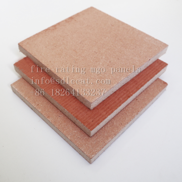 3050X1220mm Fireproof MGO Board for Container House Floor