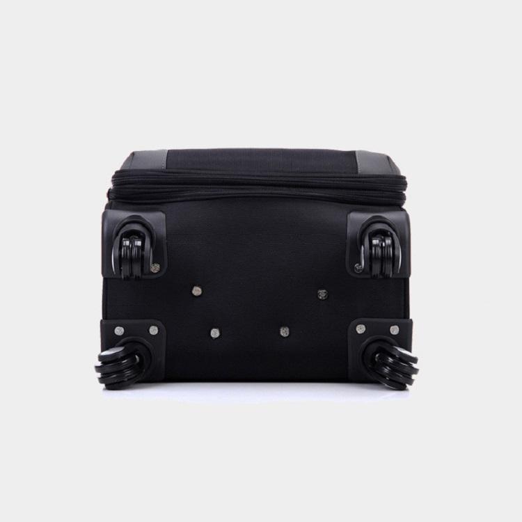 Polyester Expandable Soft Laptop Luggage