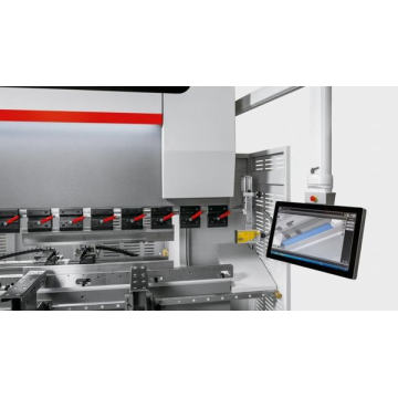 Hydraulic CNC precision bending machine