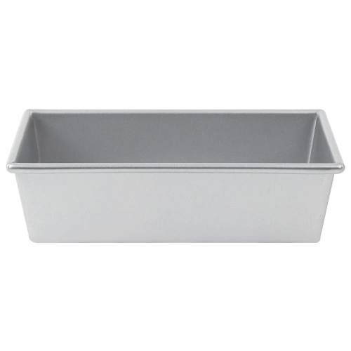 Aluminized Steel Compartment  Loaf Pan