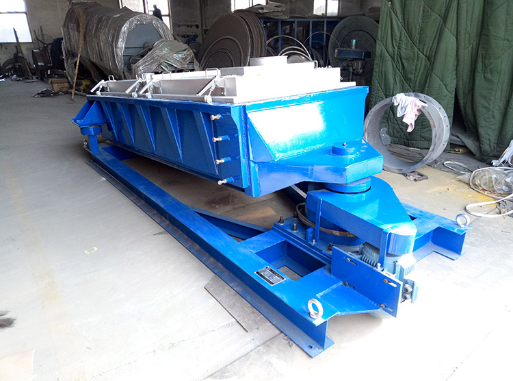 Vibrating screener sifter machine price in india