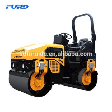 EPA Engine Adopted 700kg~3000kg Vibratory Mini Road Roller Compactor