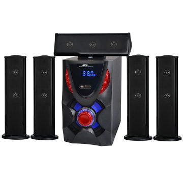 Home theater audio bar bluetooth speakers