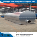Tire Oil Distillation to Diesel Equipment