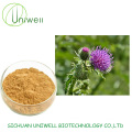 Natural Milk Thistle Extract 80% Silymarin Powder