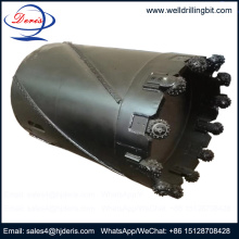 Core Barrel With Roller Bits for Digging Hole