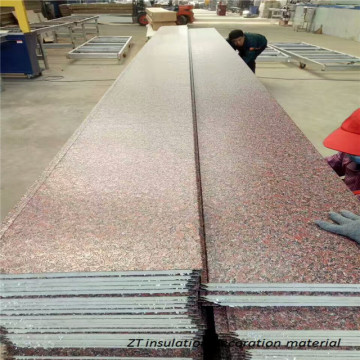 Insulated Marble stone cladding panels