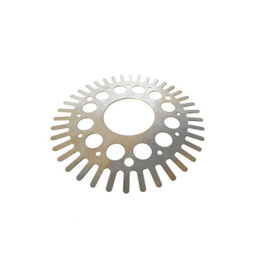 CNC Machining Processing Steel Laser Cutting Parts