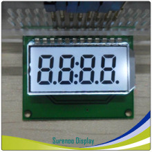 """Brand New Customized """"8.8.:8.8."""" Segment Digital LCD Module Display Screen Panel build-in HT1621 Controller in 3.3V"""