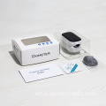 Portable medical instrument fingertip pulse oximeter