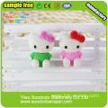 Puzzle Design Cute Hello Kitty Eraser