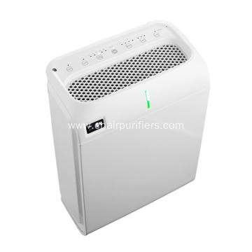 air cleaner with PM2.5 humidifier together