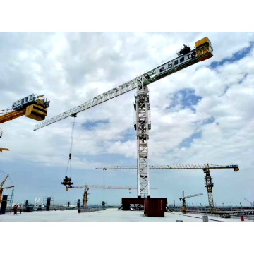 Tower Crane for Metro Railway Station