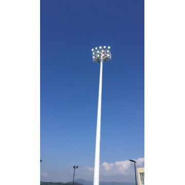 36M Stadium Round Taper Steel Pole