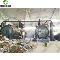 Tire to Diesel Fuel Plant