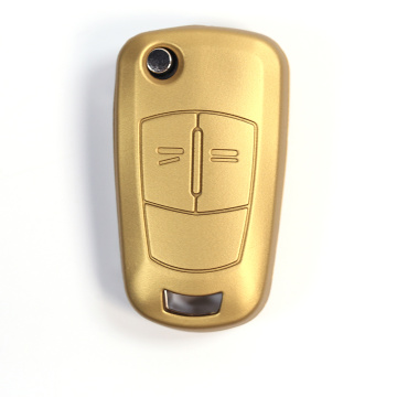 Silicone rubber opel remote key fob cover case