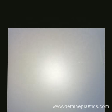 New material translucent frosted solid polycarbonate sheet