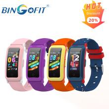 BingoFit FT907HR Smart Watch for Children Waterproof Kids Electronic Smart Bracelet Drinking Water Remind Heart Rate Tracker