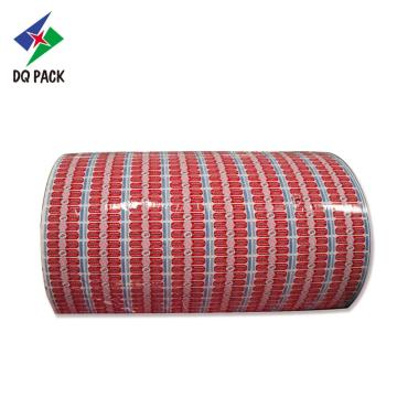 Food packing film for snack/biscuit