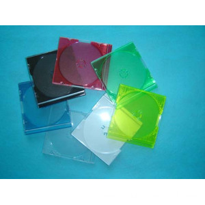 CD case CD box CD cover 3.5 silm with colour tray(YP-E502)