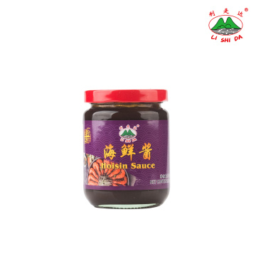 Seafood Sauce 250g in Glass bottle