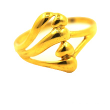 18 K Ring Yellow Gold