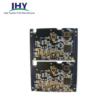 Customized Electronic FR4 1.6mm Thickness 12 Layer PCB and PCBA Manufacturing