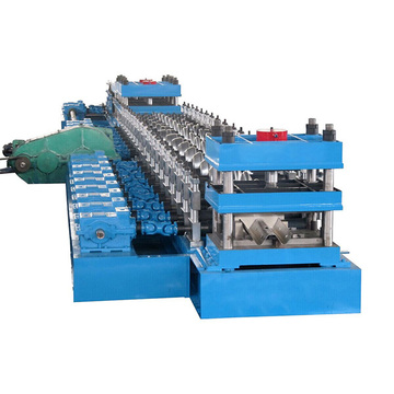 Easily Operate Highway Guardrail Making Machine