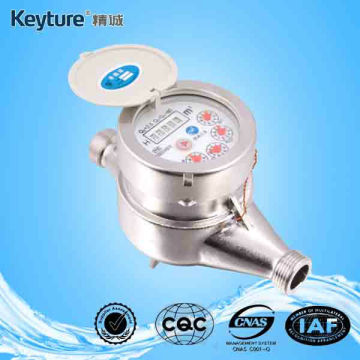 Dry Type Stainless Steel Water Meter