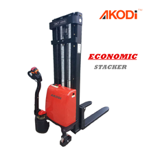 Economic Powered 1 Ton Electric Stacker