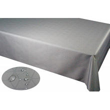 Pu coating Anti-fouling Fabric Tablecloth