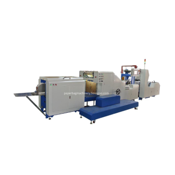 High Output Single Paper Bag Making Machine