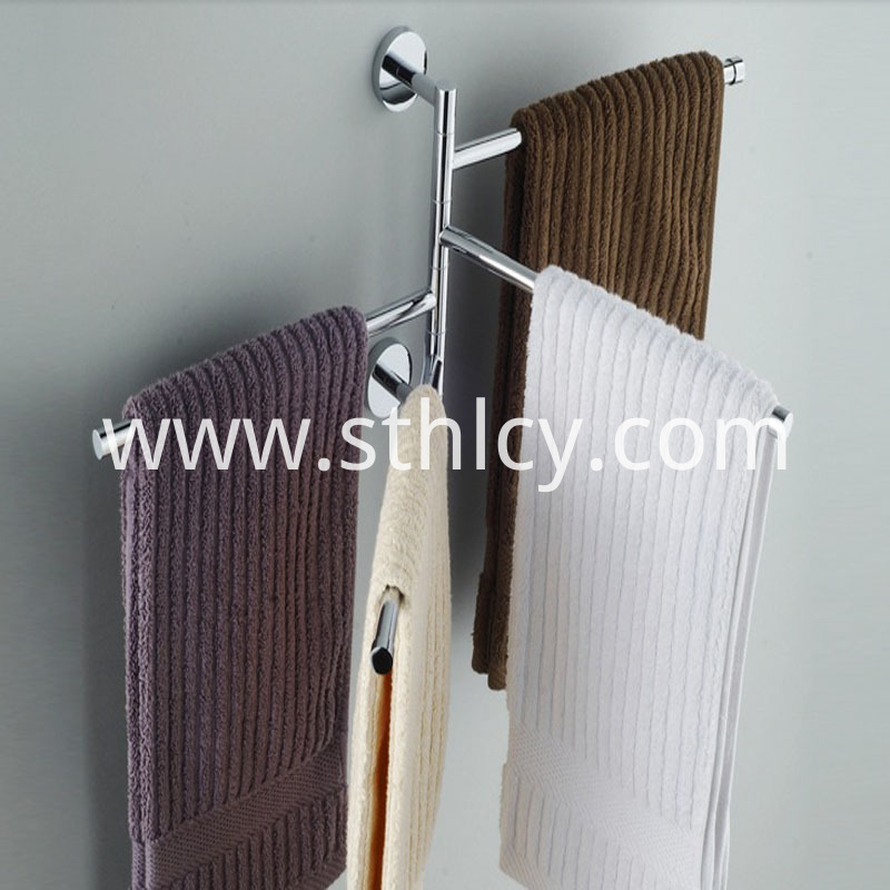 Rotating Towel Rack 2