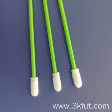 Breakable Foam Tip Oral Sample Collecting Swab