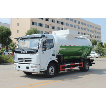 Brand New Dongfeng 6CBM Food Waste Collection Truck