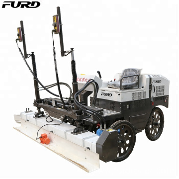 Quality Ride On Laser Screed Concrete Laser Land leveling (FJZP-200)