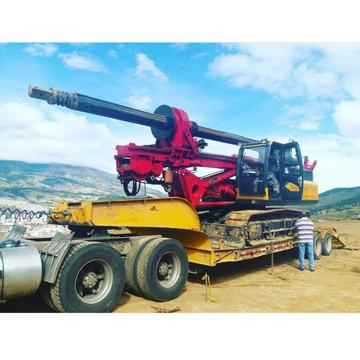 Quality rotary water well rig for sale