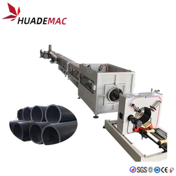 HDPE 400-800mm Big Diameter pipe Machinery