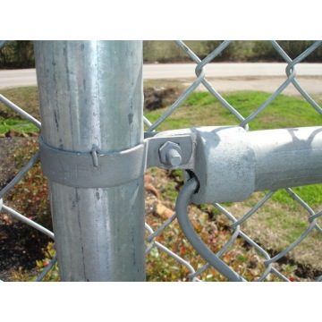Direct factory high quality chain link fence