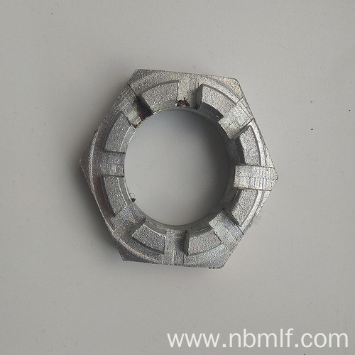 Hex Slotted Nut Or Castle Nut