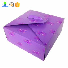 white card Food Grade Cake Boxes