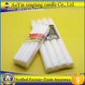 Stick Lighting White Memorial Grave Candle