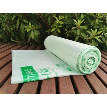 EN13432 Compostable Leak-proof Chemical Medical Waste Bags