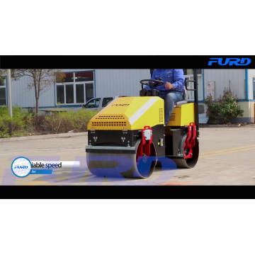 1 ton Drum Roller Compactor Supplier in Saudi Arabia