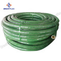3 1/2 industrial soft chemical rubber hose 10bar
