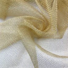 Superior Metallic Lurex Mesh Fabric for Packing